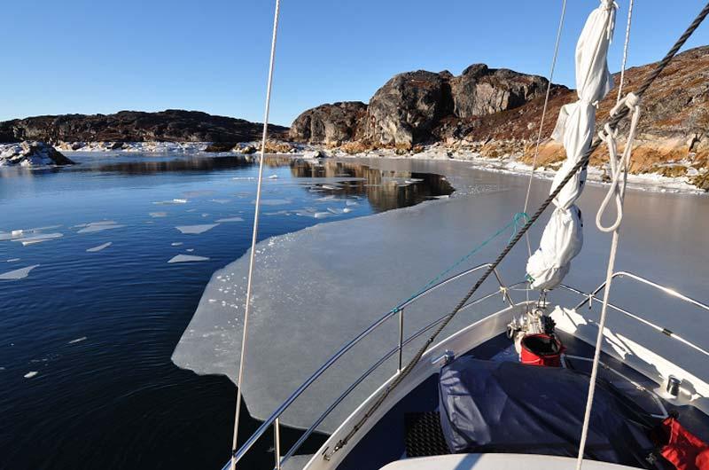 Winter in Grönland Bild-06