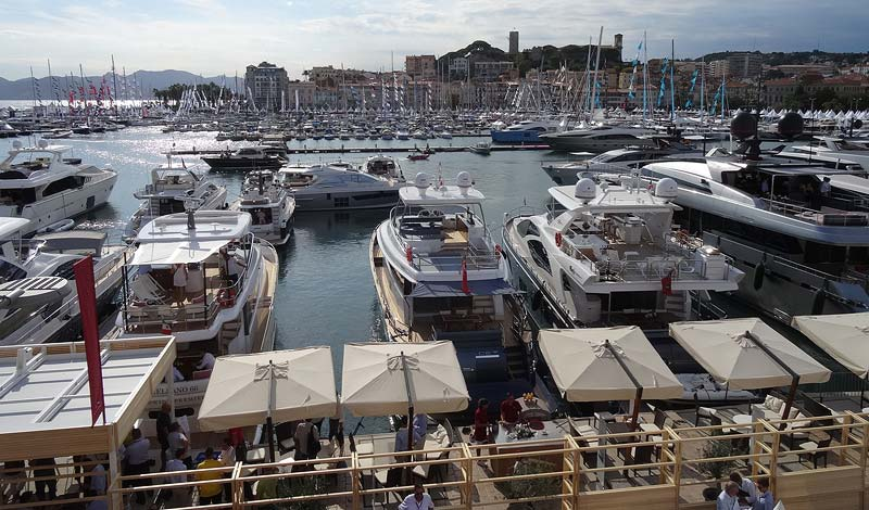 Cannes Yacht Show