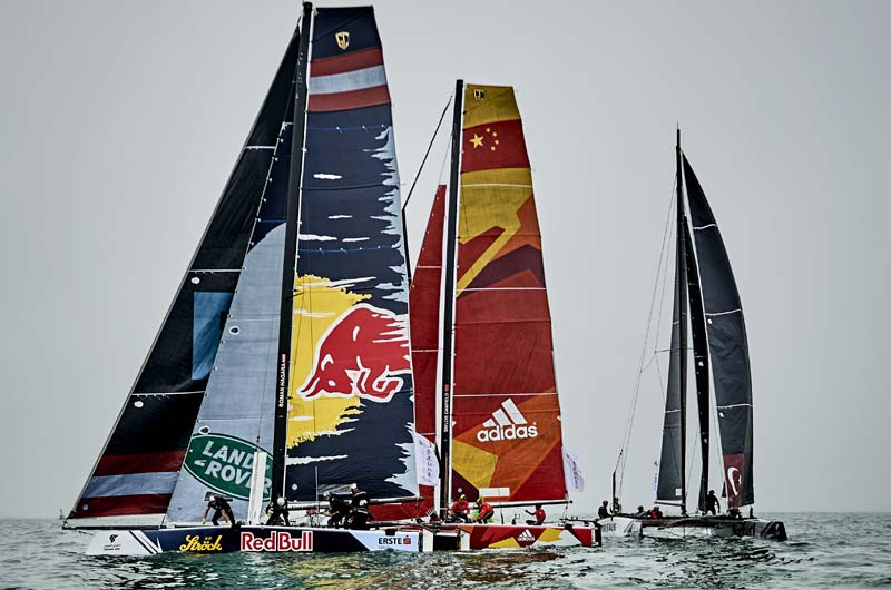 Extreme Sailing 2016 - Qingdao, China 04