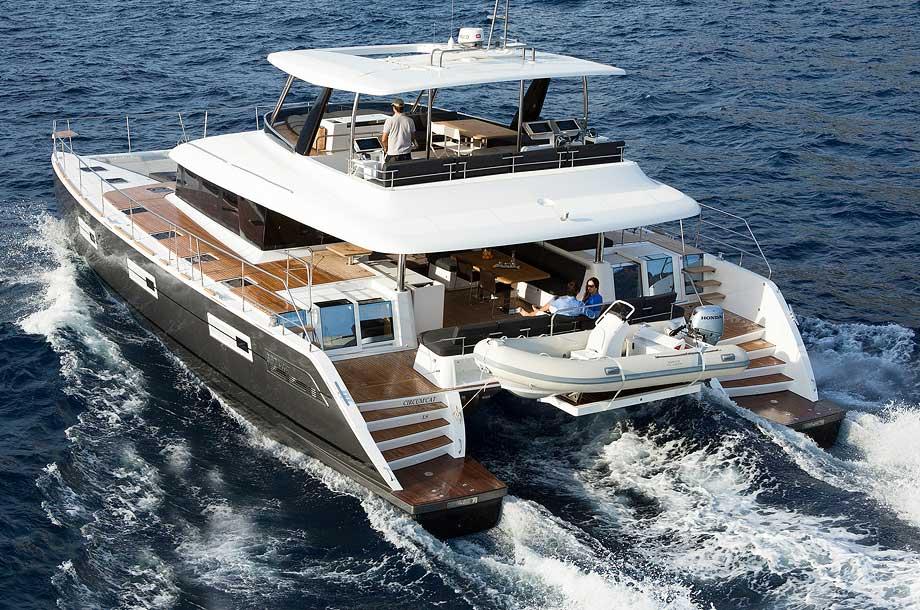 Luxus katamaran  Lagoon 630 Motorkatamaran – Luxus für Langstrecken | Boot Online
