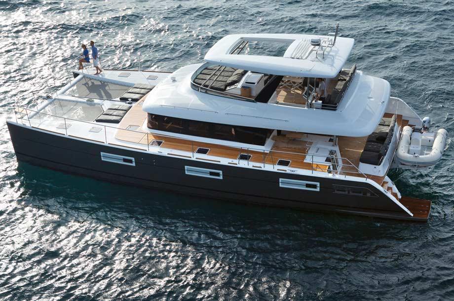 Luxus segel katamaran  Lagoon 630 Motorkatamaran – Luxus für Langstrecken | Boot Online