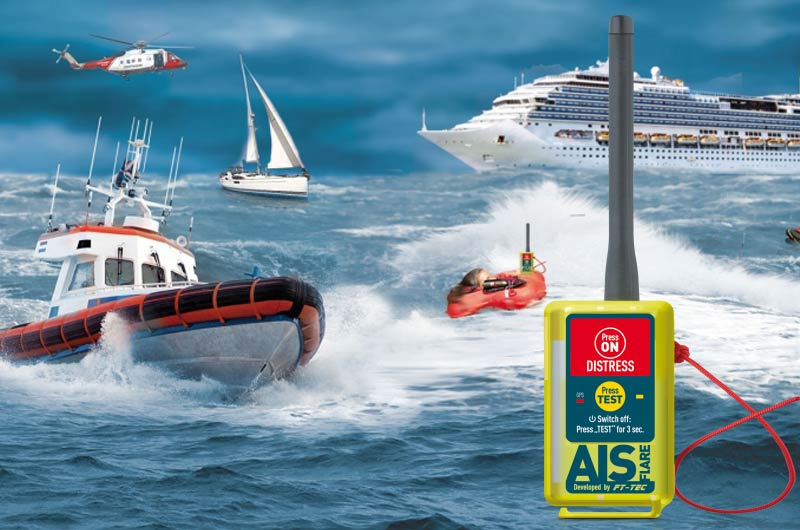 Seaangel AIS Flair Seenotretter 01