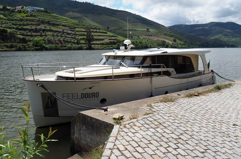 Yachtcharter Portugal Feeldouro | Day 3 | Image-04