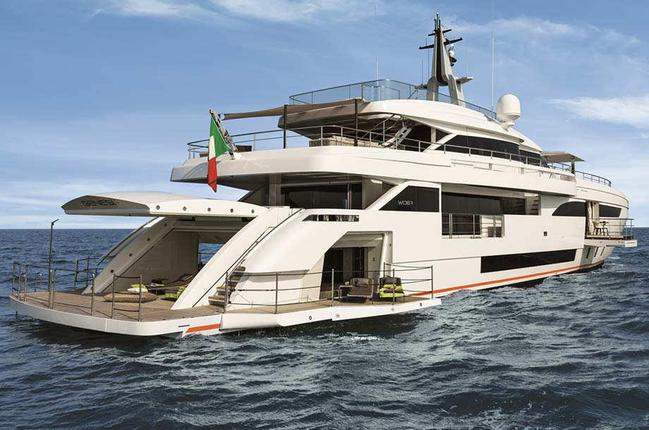 Wider 150 Superyacht Image-02