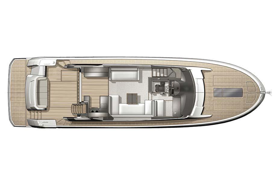Monte Carlo 6S Skizze Deck