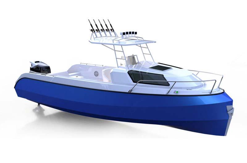 Boot Düsseldorf Motorboot Neuheiten 2017 - Jans 60007