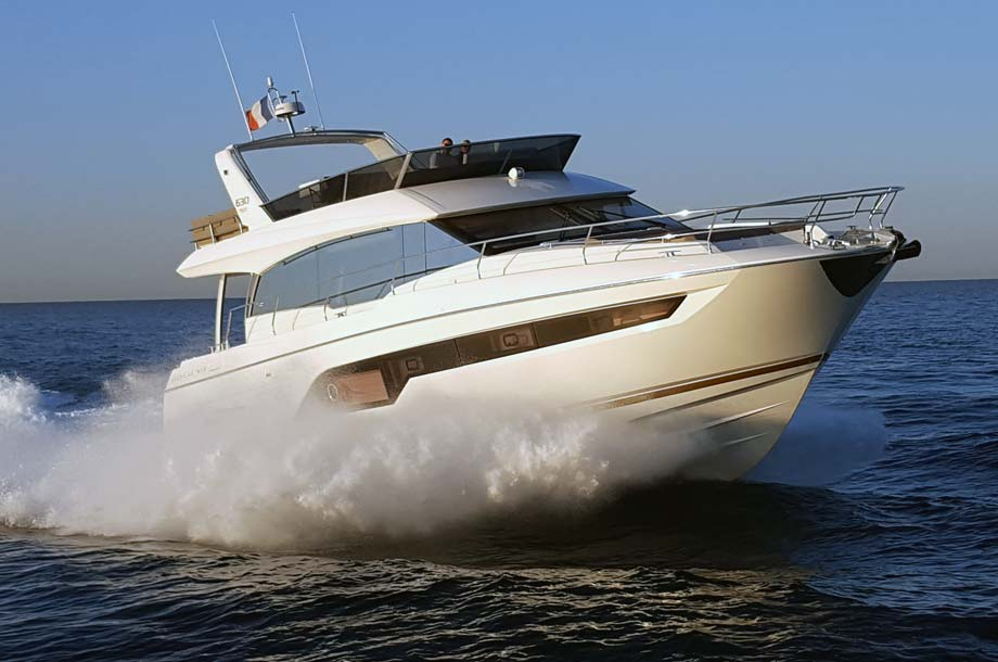 Prestige 630 Yacht im Test