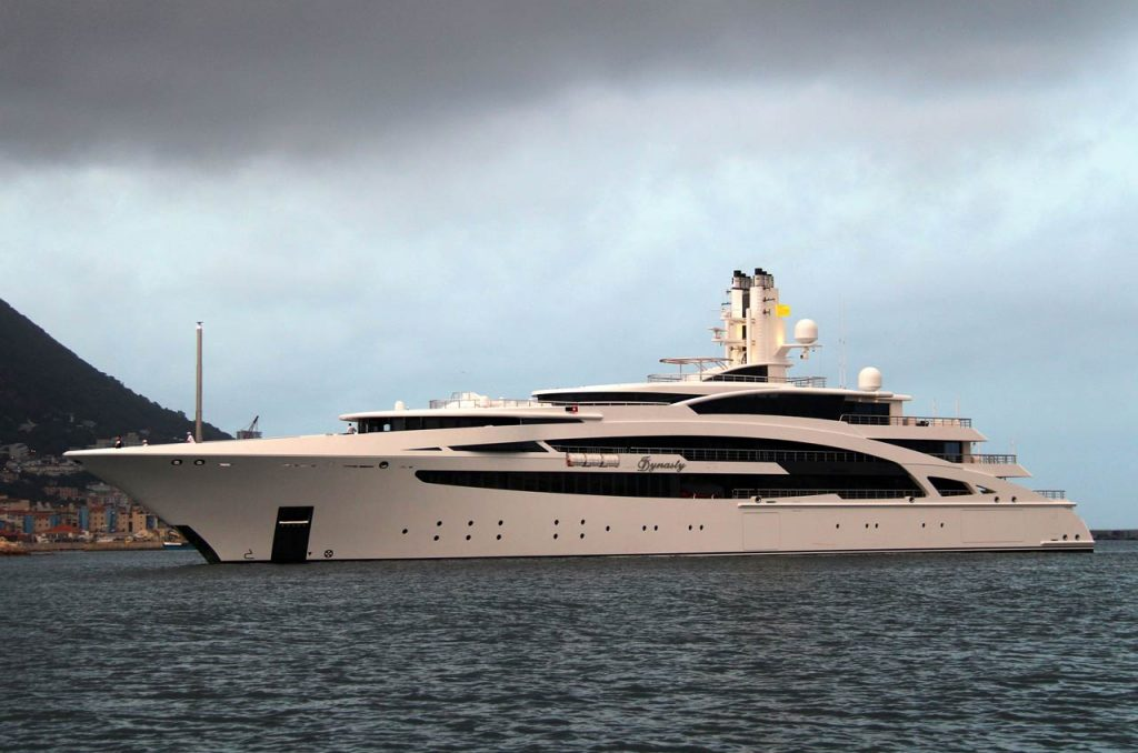 Superyacht I Dynasty