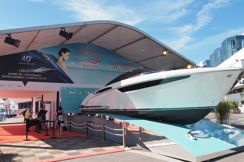 Cannes Yachting Festival 2017 Bild 01