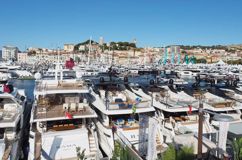 Cannes Yachting Festival 2017 Bild 02