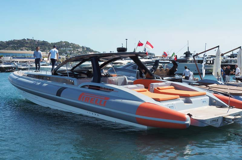 Cannes Yachting Festival 2017 Bild 05