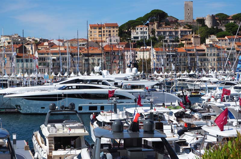 Cannes Yachting Festival 2017 Bild 06
