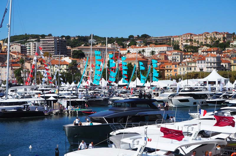 Cannes Yachting Festival 2017 Bild 07