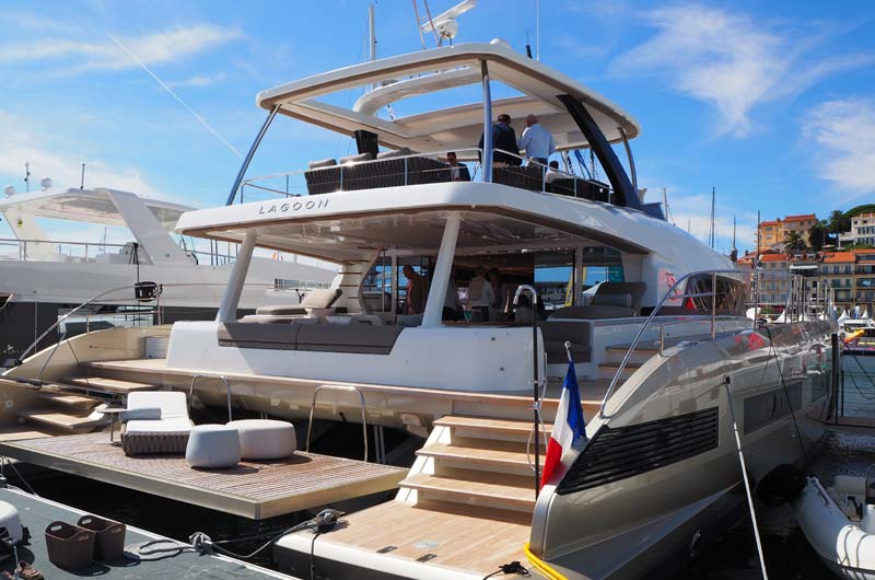 Cannes Yachting Festival 2017 Bild 09
