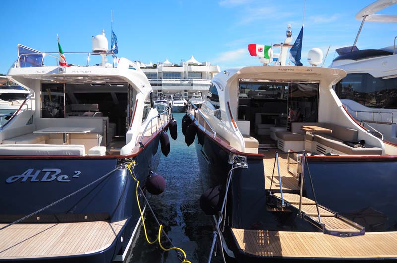 Cannes Yachting Festival 2017 Bild 11