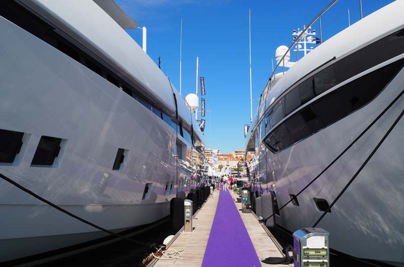 Cannes Yachting Festival 2017 Bild 13