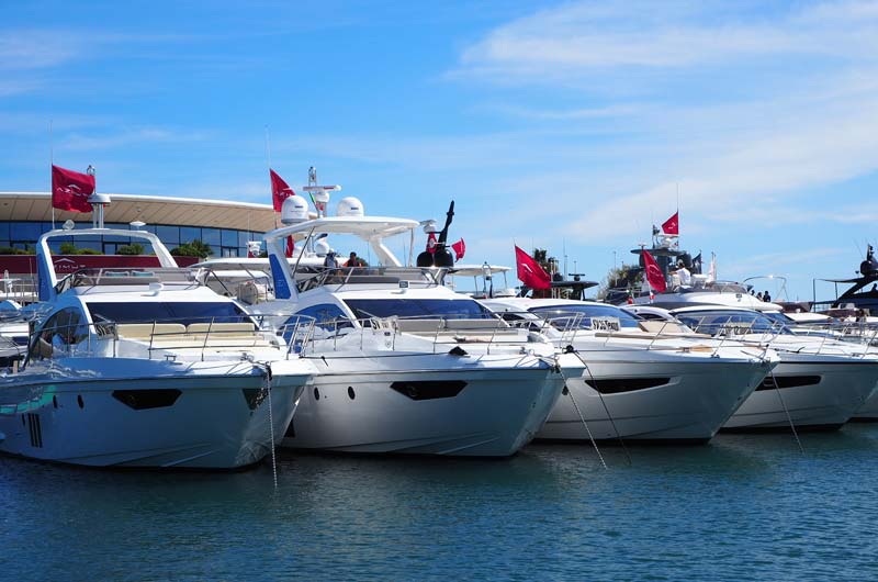 Cannes Yachting Festival 2017 Bild 14