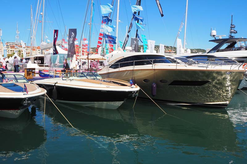Cannes Yachting Festival 2017 Bild 17