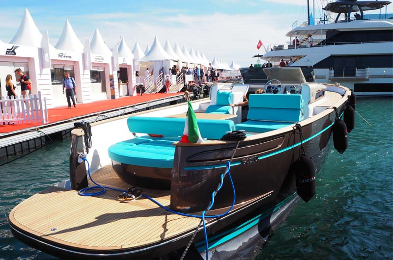 Cannes Yachting Festival 2017 Bild 20
