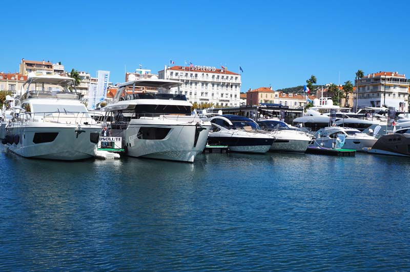 Cannes Yachting Festival 2017 Bild 22
