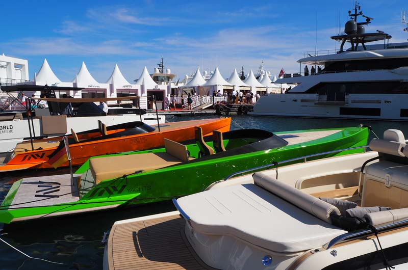 Cannes Yachting Festival 2017 Bild 25