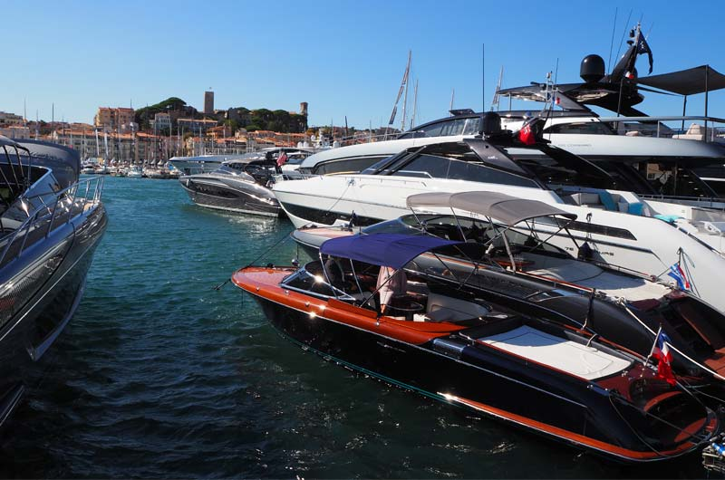 Cannes Yachting Festival 2017 Bild 27