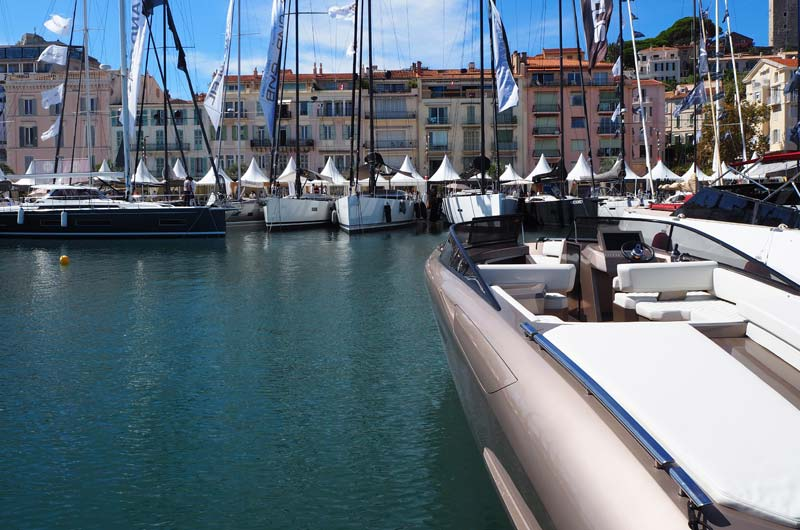 Cannes Yachting Festival 2017 Bild 29