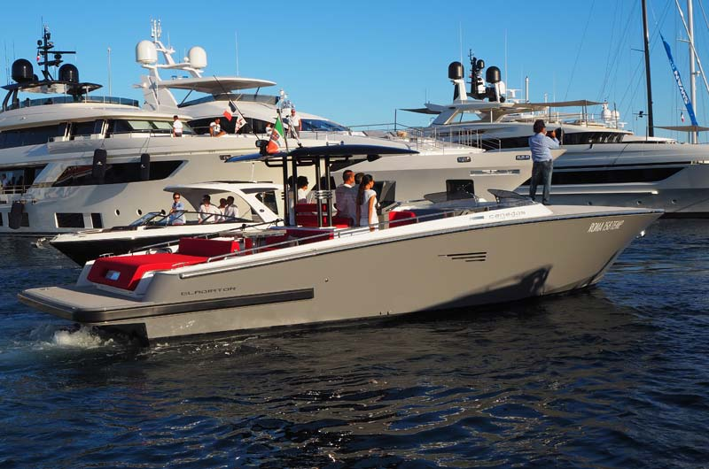 Cannes Yachting Festival 2017 - Bild 39