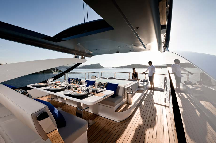 Dominator Ilumen 28 Flybridge