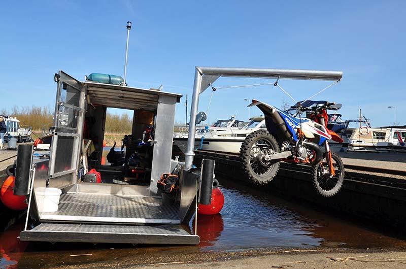 Paul Expedition: Auf nach Süden mit Motorrad