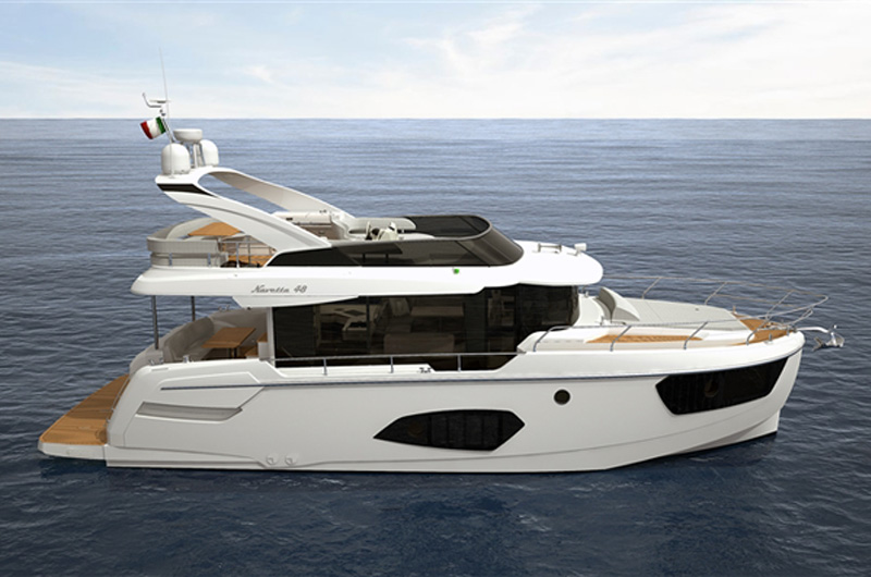Absolute Yachts - Navetta 48