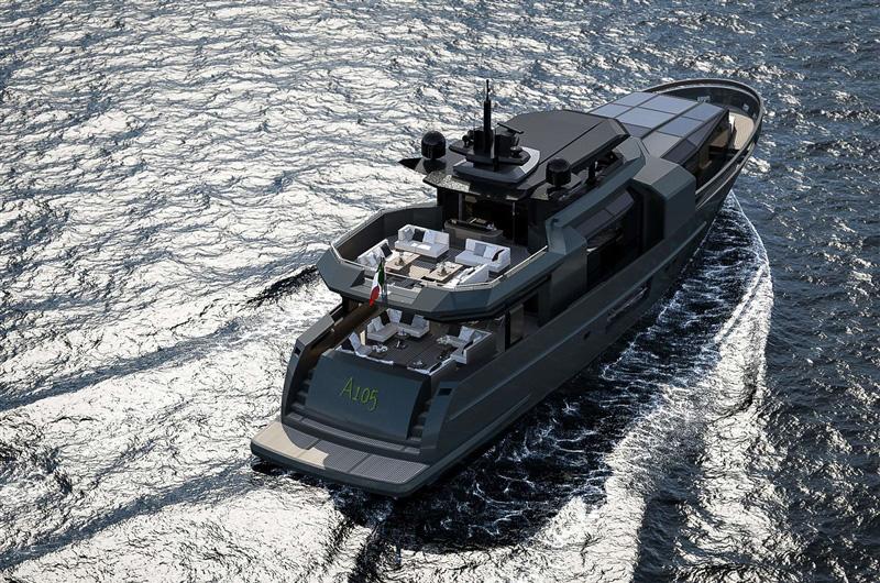 Arcadia Yachts - A 105