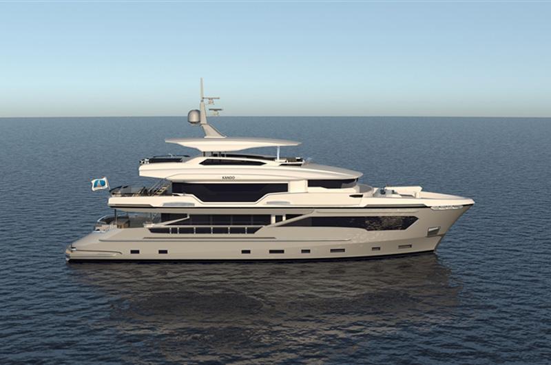 AVA Yachts - Kano 110