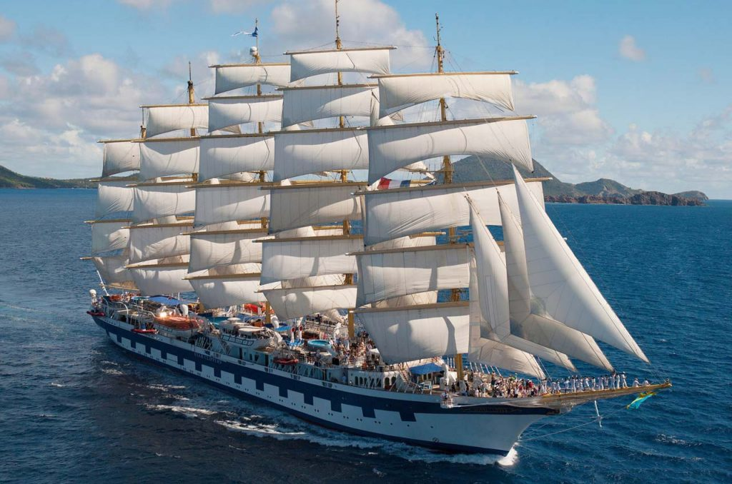 Royal Clipper Grosssegler