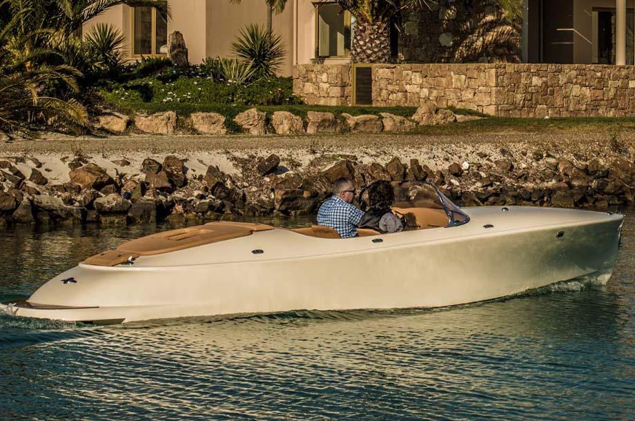 Hermes Speedster Seven Seas Yachts