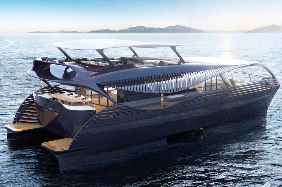 Solarimpact Yacht 78