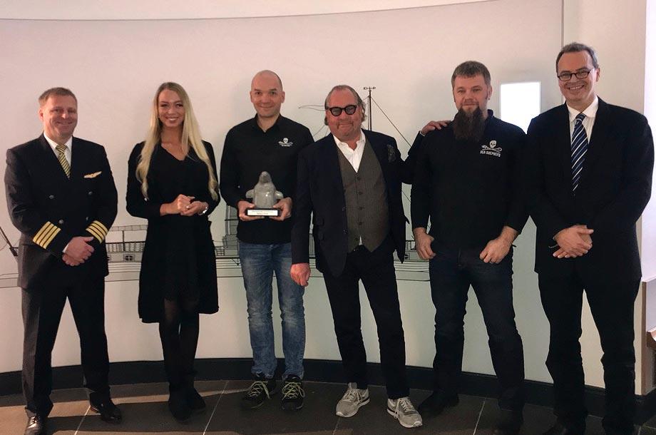 Moby Dick Umweltpreis 2019 - Verleihung Gruppenfoto