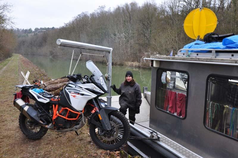 Paul Expedition - Frankreichs Winternavigation 06