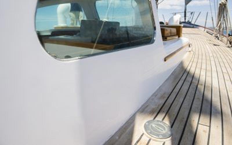 Bootsscheibe selber ersetzen